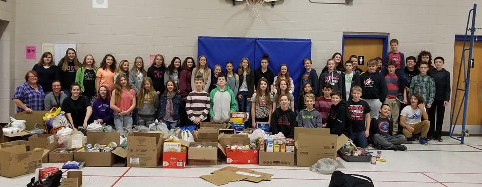 St Vincent De Paul Soup Kitchen Food Drive